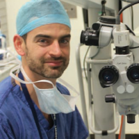 Dan Lindfield Ophthalmologist