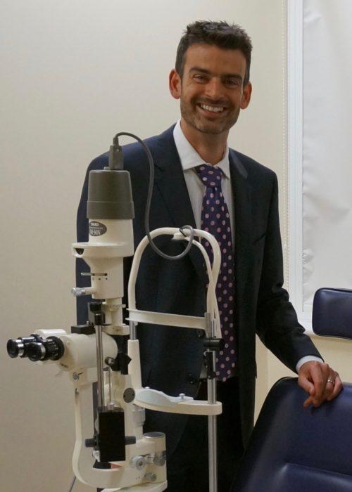 Dan Lindfield Cataract Surgery