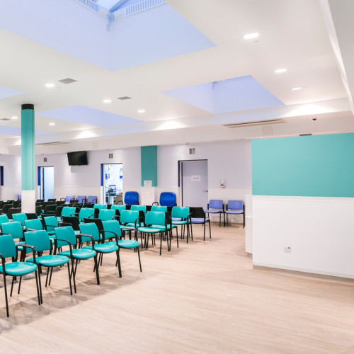 Royal Surrey County Hospital Eye Clinic